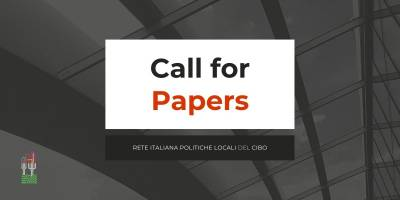 """Call for papers """"Healthy and sustainable urban food systems: perspectives, challenges and opportunities for the post COVID-19 era"""" (Cities, I.F. 4,8)"""