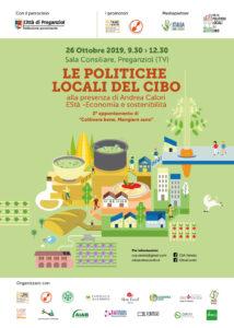 Le Politiche Locali del Cibo @ Sala Consiliare