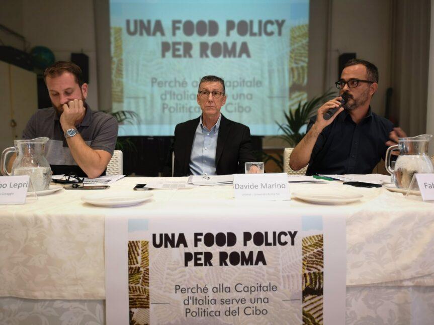 Il Consiglio del cibo di Roma chiede l'approvazione della delibera sulla Food Policy per la capitale